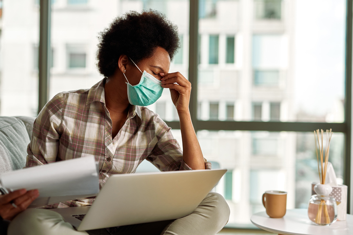 Pandemic Fatigue in the Workplace